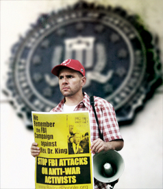 Raids on Activists May Indicate FBI Abuse of Power