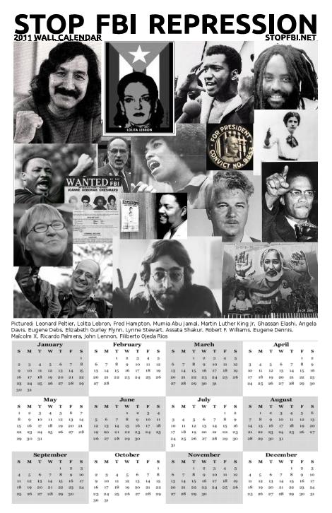 2011 Wall Calendar