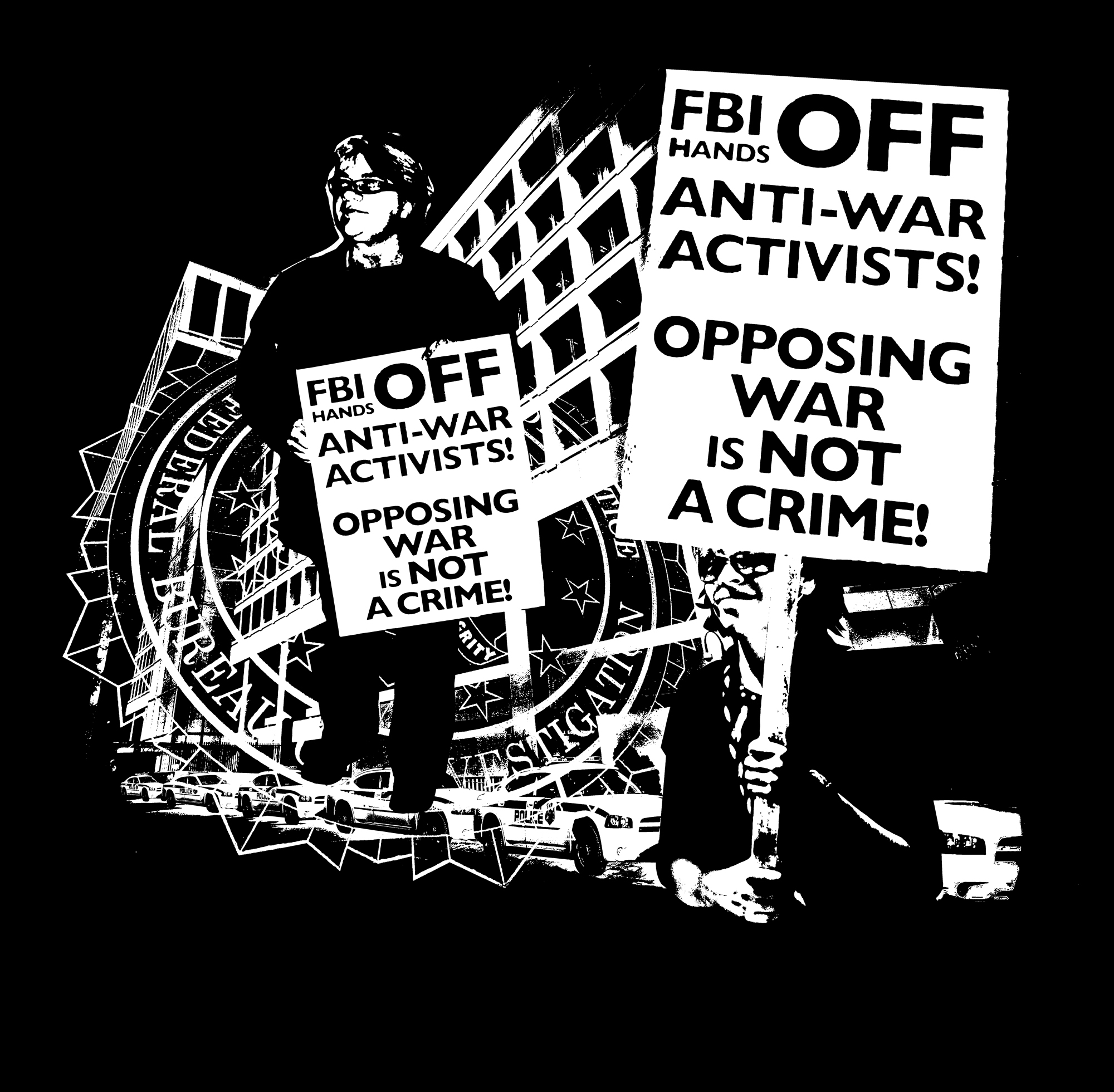 FBI Hands off Anti-War Activists