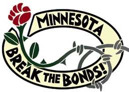 Solidarity Statement from Minnesota Break the Bonds Campaign