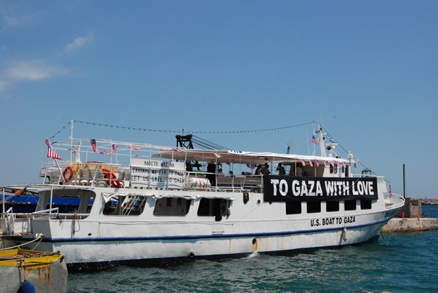Committee to Stop FBI Repression: We Salute the Gaza Flotilla