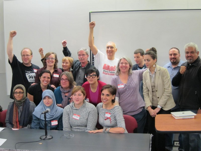 Committee to Stop FBI Repression Conference – Successful and Inspiring!